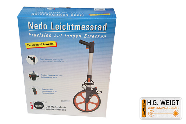 Leichtmessrad Professional